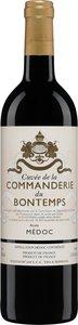 Cuvée De La Commanderie Du Bontemps 2013, Médoc Bottle