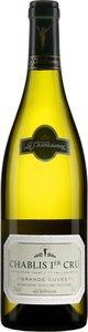 La Chablisienne Grande Cuvée Chablis 2014, Ac, 1er Cru Bottle
