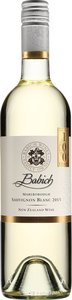 Babich Marlborough Sauvignon Blanc 2016 Bottle