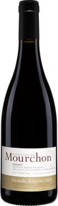Domaine Mourchon Seguret Grande Reserve 2010, Cotes Du Rhone Villages Bottle