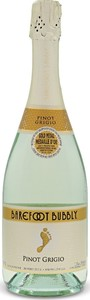 Barefoot Bubbly Pinot Grigio Bottle