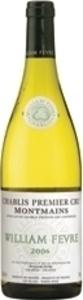 William Fèvre Chablis Montmains Premier Cru 2013 Bottle