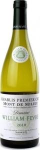 Domaine William Fèvre Chablis Mont De Milieu Premier Cru 2014 Bottle