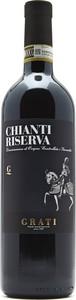Grati Chianti Riserva 2010, Docg Bottle