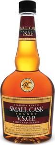 Small Cask Brandy Bottle