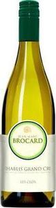 Jean Marc Brocard Chablis Grand Cru Les Clos 2014 Bottle