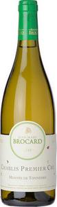 Jean Marc Brocard Mont De Millieu Chablis 1er Cru 2006, Ac Bottle