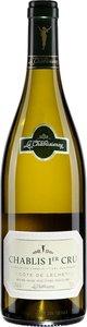 La Chablisienne Chablis Premier Cru Côte De Léchet 2014 Bottle