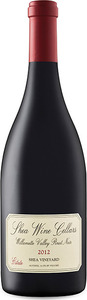 Shea Wine Cellars Estate Pinot Noir 2012, Willamette Valley Bottle
