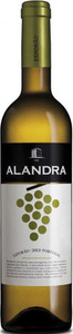 Alandra Branco 2014 Bottle