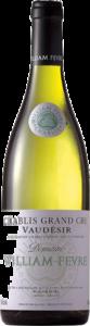 Domaine William Fèvre Chablis Vaudésir Grand Cru 2014 Bottle