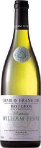 Domaine William Fèvre Chablis Bougros Côte Bouguerots Grand Cru 2014 Bottle