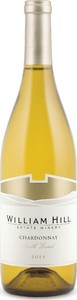 William Hill North Coast Chardonnay 2013 Bottle