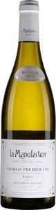 Benjamin Laroche La Manufacture Chablis 1er Cru Forêts 2013, Bourgogne Bottle