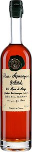 Delord 25 Years Old Bas Armagnac Bottle