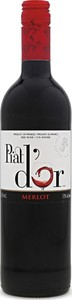 Piat D'or Merlot 2014, Vin De France Bottle
