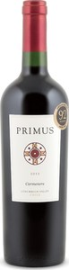 Primus Carmenère 2013, Colchagua Valley Bottle