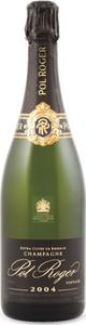Pol Roger Vintage Extra Cuvee De Reserve Brut Champagne 2006, Ac Bottle