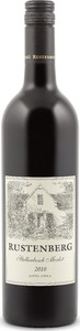 Rustenberg Merlot 2014, Wo Stellenbosch Bottle