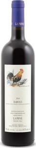 La Pieve Barolo 2012 Bottle