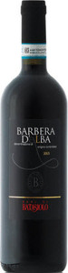 Batasiolo Barbera D'alba 2011 Bottle
