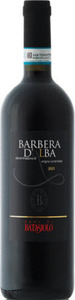 Batasiolo Barbera D'alba 2013 Bottle
