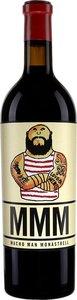 The Wine Gurus Mmm Macho Man Monastrell 2014, Jumilla Bottle