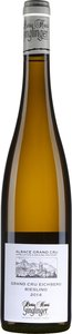 Domaine Pierre Henri Ginglinger Riesling 2014, Grand Cru Eichberg Bio Bottle