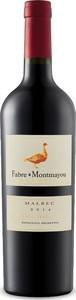 Fabre Montmayou Barrel Selection Malbec 2014, Patagonia Bottle