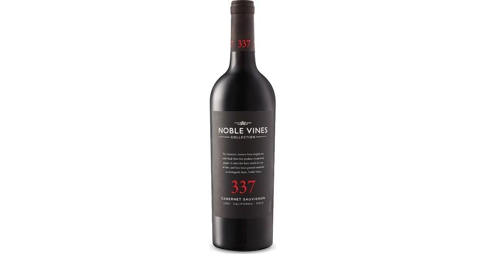 Noble Vines 337 Cabernet Sauvignon 2013 Expert Wine