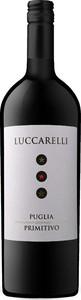 Luccarelli Primitivo 2015, Igt Puglia Bottle