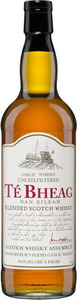 Té Bheag Un Chilfiltered Gaelic Scotch Blended Bottle