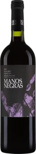 Manos Negras Stone Soil Malbec 2012, Valle De Uco Bottle