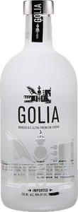Golia Vodka, Mongolie Bottle