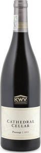 Kwv Cathedral Cellar Pinotage 2014, Wo Western Cape Bottle