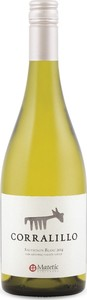 Matetic Corralillo Sauvignon Blanc 2015, San Antonio Valley Bottle