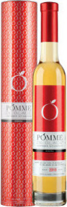 Verger St. Denis Pomme De Glace Original Ice Cider 2011, Quebec (375ml) Bottle