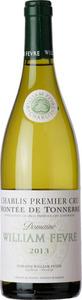 Domaine William Fèvre Chablis Montée De Tonnerre Premier Cru 2014 Bottle