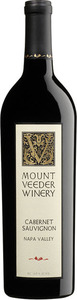 Mount Veeder Winery Cabernet Sauvignon 2013, Napa Valley Bottle
