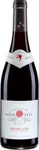 Louis Tête Morgon Les Charmes 2015 Bottle