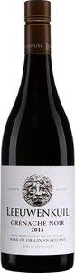 Leeuwenkuil Grenache Noir 2015 Bottle