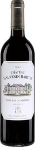Château Mauvesin Barton 2013 Bottle