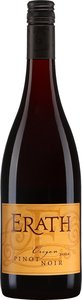 Erath Pinot Noir 2014, Oregon Bottle