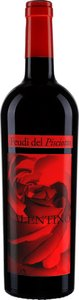 Feudi Del Pisciotto Valentino Merlot 2013 Bottle