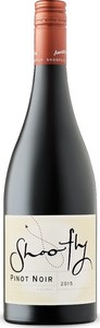 Shoofly Pinot Noir 2015 Bottle