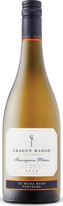 Craggy Range Te Muna Road Single Vineyard Sauvignon Blanc 2015, Martinborough, North Island Bottle