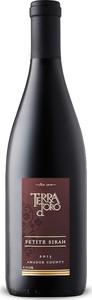 Terra D'oro Petite Sirah 2013, Amador County Bottle