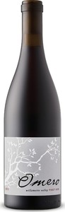 Omero Willamette Valley Pinot Noir 2013 Bottle