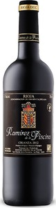 Ramirez De La Piscina Crianza 2012, Doca Rioja Bottle