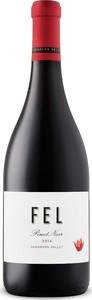 Fel Pinot Noir 2014, Anderson Valley, Mendocino Bottle